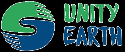 Unity Earth - Unity-Earth-Logo-White png