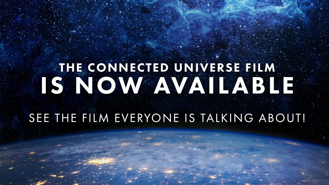 The Connected Universe, Official Trailer 2016
